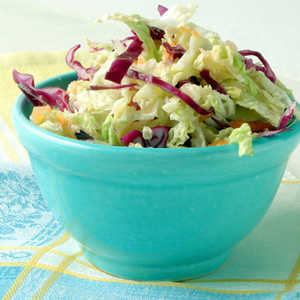 Cabbage and Celery Root SlawRecipe