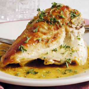 Chicken in Garlic SauceRecipe