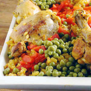 Arroz con Pollo (Chicken with Rice)Recipe