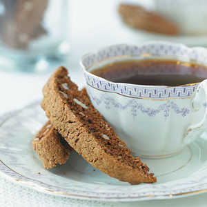 Coffee-Hazelnut BiscottiRecipe