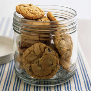 Sweet and Salty Peanut Chocolate Chunk CookiesRecipe