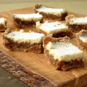 Fig and Cream Cheese Bars Recipe