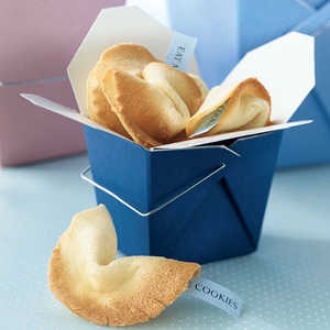 Send a Message Fortune CookiesRecipe