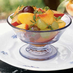 Fruit Medley with Mint and LimeRecipe