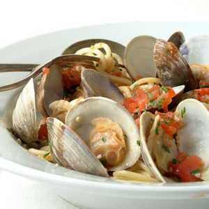 Spaghetti with ClamsRecipe