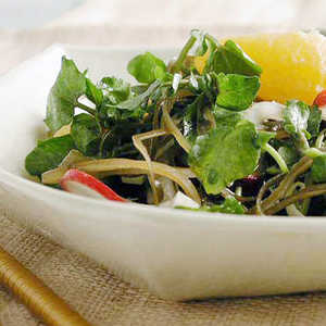 Watercress Salad with Fennel and Citrus Recipe