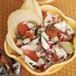 Mexican-style Crabmeat SaladRecipe