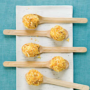 Curried Coconut Shrimp BallsRecipe