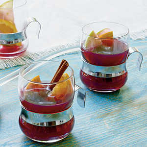 Mulled Cider and WineRecipe