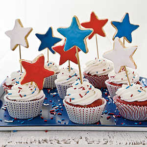 Celebration CupcakesRecipe