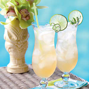 Zesty Ginger-Lime CoolerRecipe