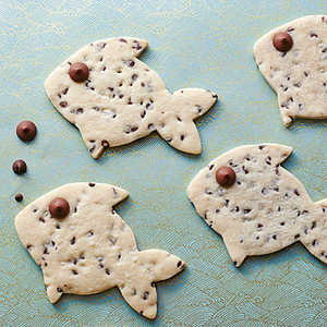 Fish-and-Chips CookiesRecipe