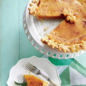 Browned Butter Chess Pie