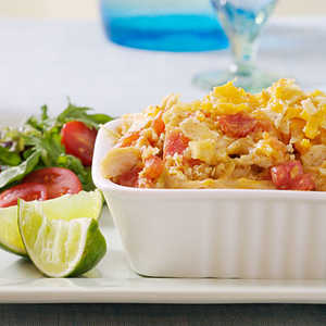 Zesty King Ranch Chicken CasseroleRecipe