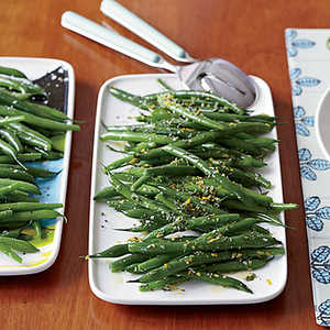 Green Beans Two WaysRecipe