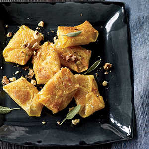 Butternut-Squash-and-Sage WontonsRecipe