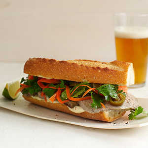 Country Pate Banh Mi Recipe