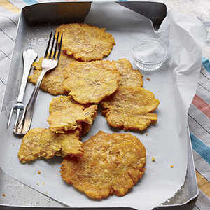 Fried Green Plantains Recipe