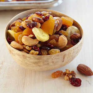 Fruit-and-Nut Trail MixRecipe