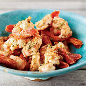 Grilled Shrimp with Oregano and LemonRecipe