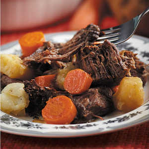 The Best Pot Roast Ever Recipe