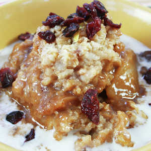 Special Morning Oatmeal Recipe
