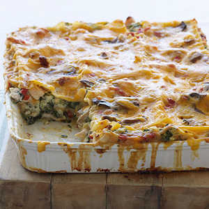 Heavenly Chicken LasagnaRecipe