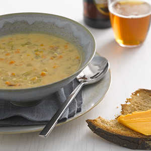 beer-cheese-soupRecipe