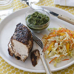 grilled-chimichurri-chicken Recipe