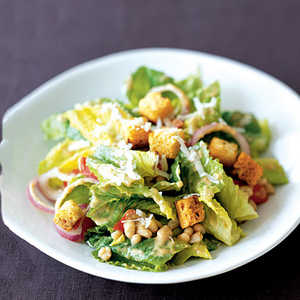 caesar-salad-beans Recipe