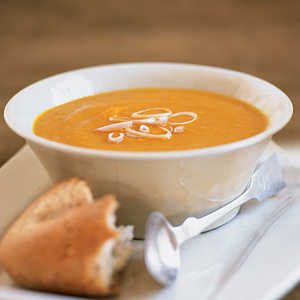 carrot-sweet-potato-soupRecipe