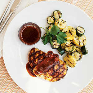 The Easiest Barbecued Chicken You'll Ever MakeRecipe