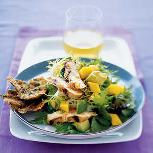 grilled-chicken-saladRecipe