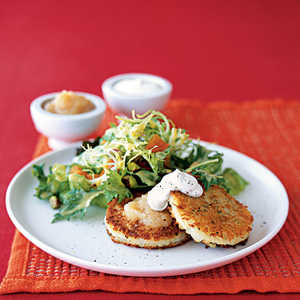 parmesan-potato-pancakes Recipe