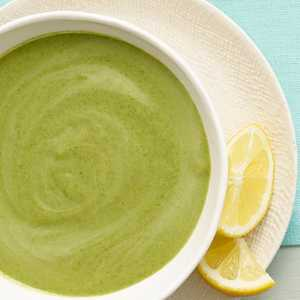 Spinach and Avocado Soup