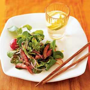 Thai-Style Beef Salad Recipe