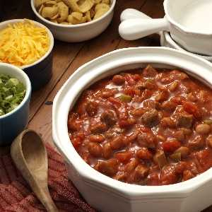 Hunts Beefy Cowboy Chili Recipes Recipe