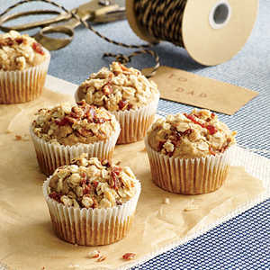 Spicy Bacon and Brew Muffins Recipe