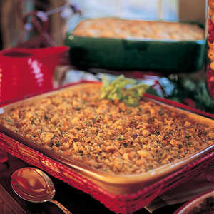 Swiss-Squash Casserole Recipe