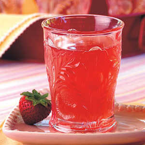 Cranberry Lemonade PunchRecipe