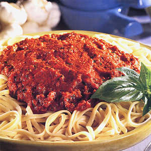 Linguine with Red Pepper SauceRecipe