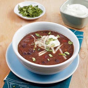 Black Bean SoupRecipe