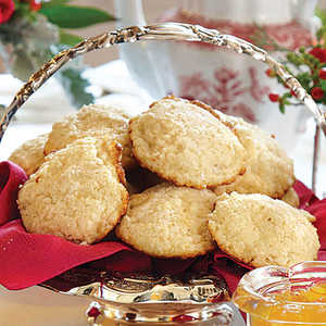 Browned Butter Scones with Faux Clotted CreamRecipe