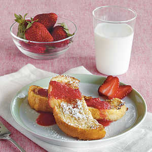 French Toast Soldiers Recipe