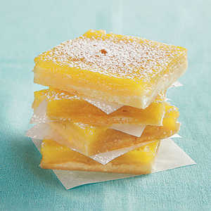 My Favorite Lemon BarsRecipe