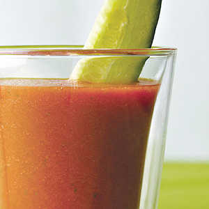 Spicy Bloody Mary SmoothieRecipe