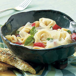 Asiago Tortellini Recipe