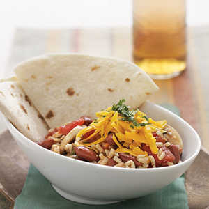 Southwestern Red Beans and RiceRecipe