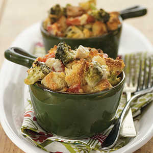 Chicken and Broccoli CobblerRecipe