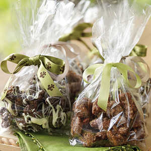 Chocolate-Drenched Chipotle-Roasted Nuts Recipe